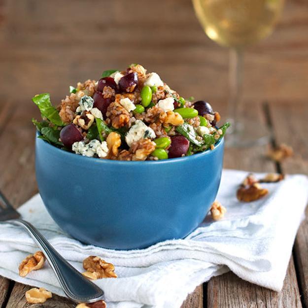 медово-ореховый салат