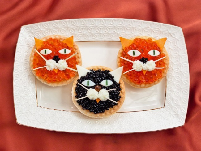 тарталетки котики