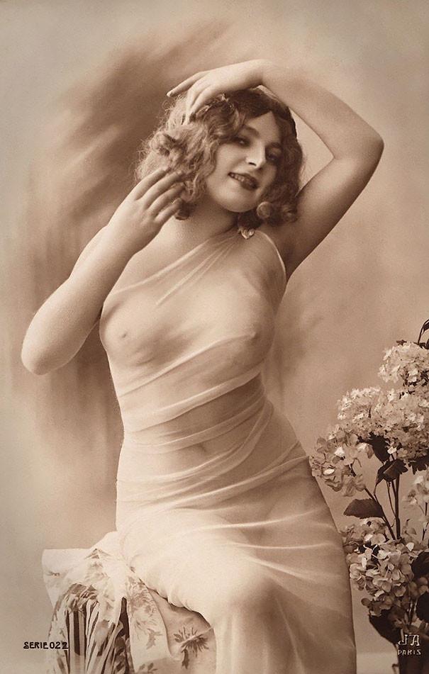 Неизвестная винтаж, женщины, красота, открытки, фото