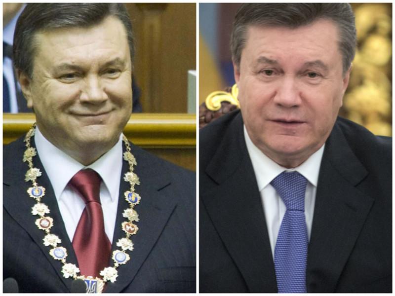 Виктор Янукович. Бывший президент Украины. Фото: 2010 - 2014 годы. лица, нервная работа, президенты