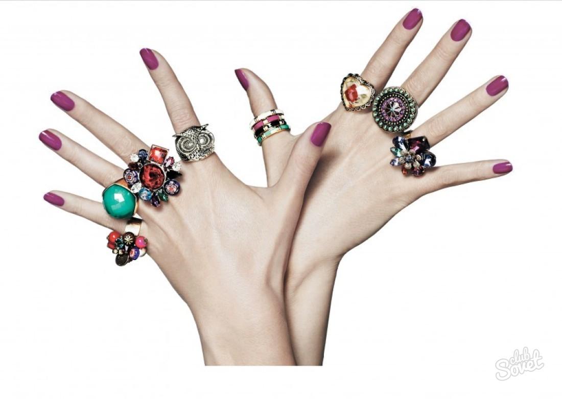 На каком пальце носить кольцо для улучшения судьбы