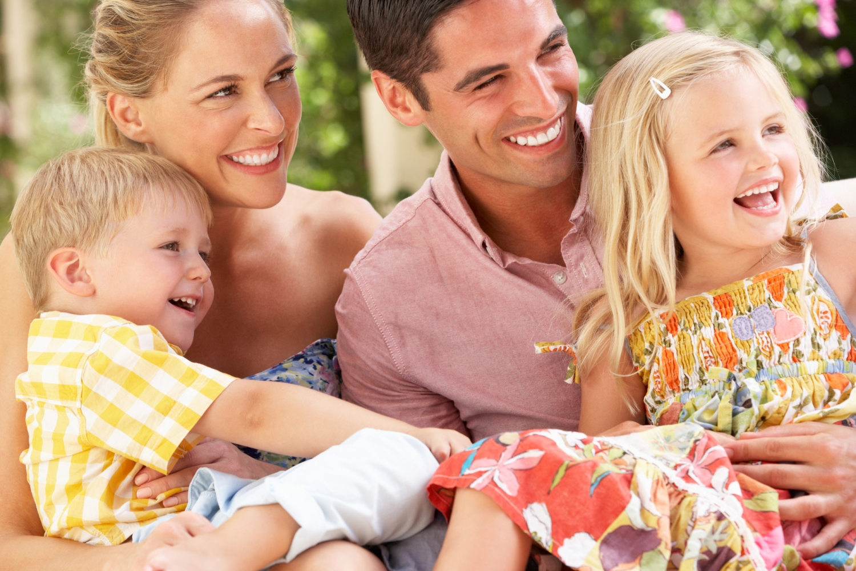 Фото картинки ребенка с семьей