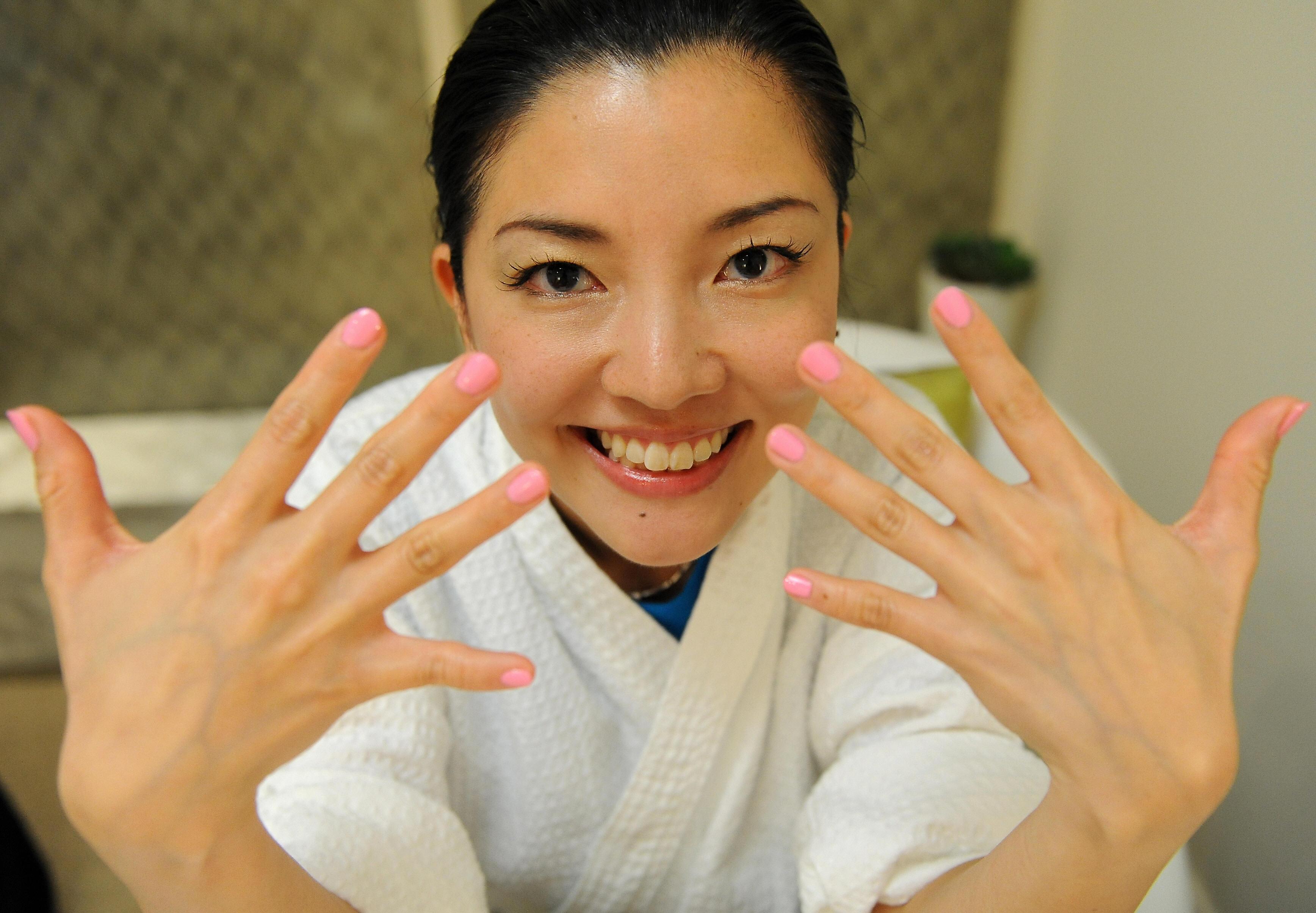 Узнать о заболевании по ногтям