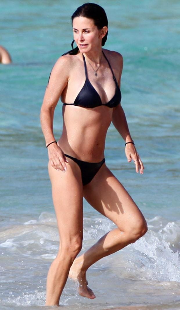 52. Кортни Кокс, 51 год возраст, знаменитость, сексуальность