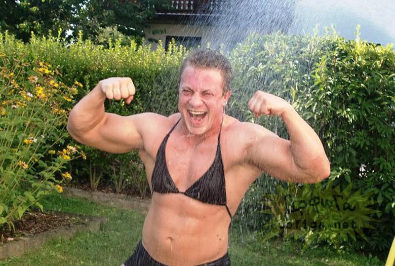 Перевоплощение Натальи Огрызько бодибилдерши, мужеподобные женщины, спортсменки, стероиды