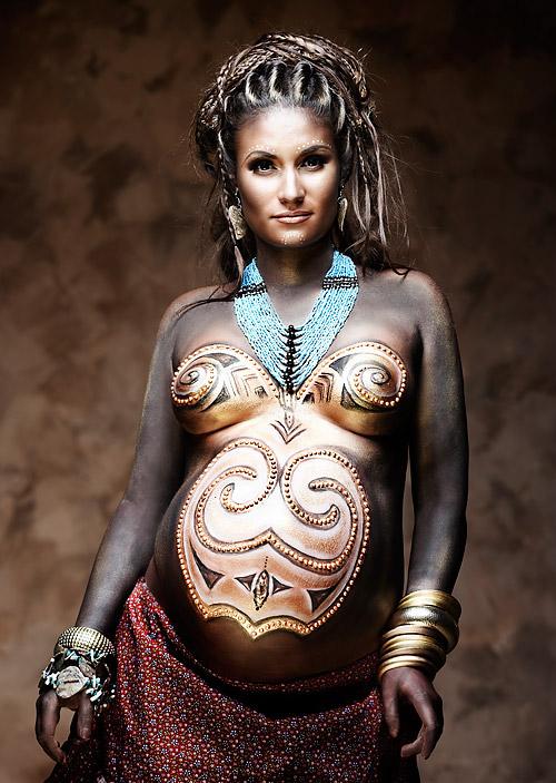 во время родов молчала: