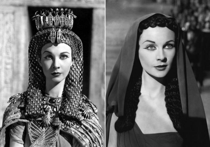 Вивьен Ли в фильме *Цезарь и Клеопатра*, 1945
