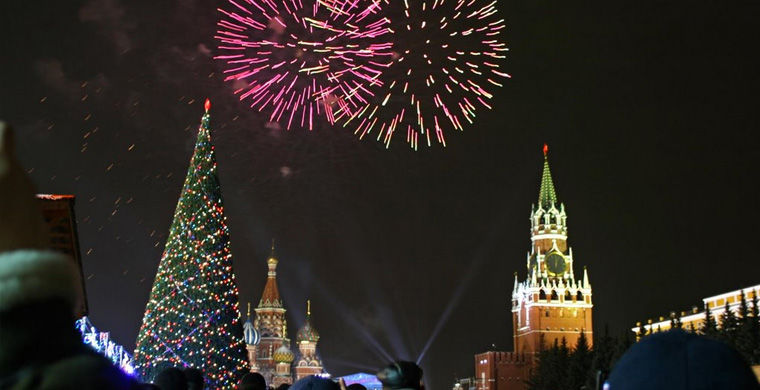 Где празднуют новый год как в россии