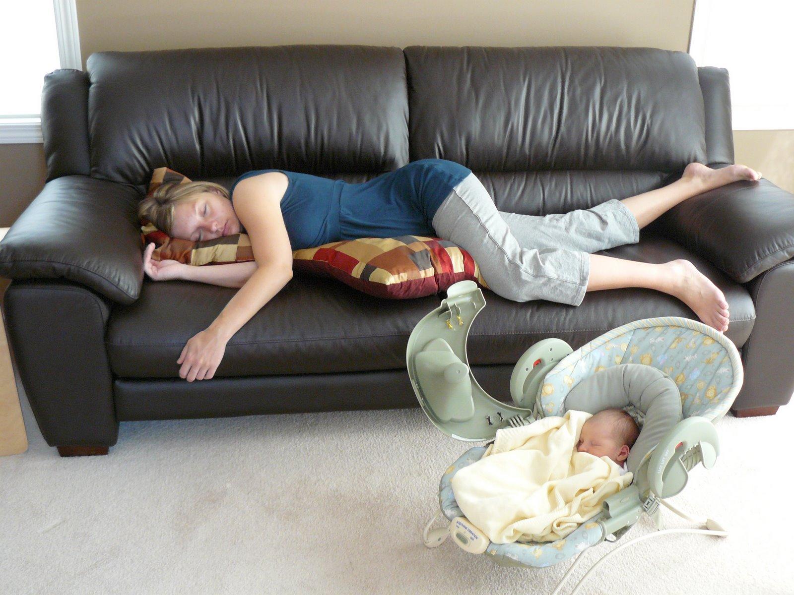 Спящие мамочки и жены 13 фотография