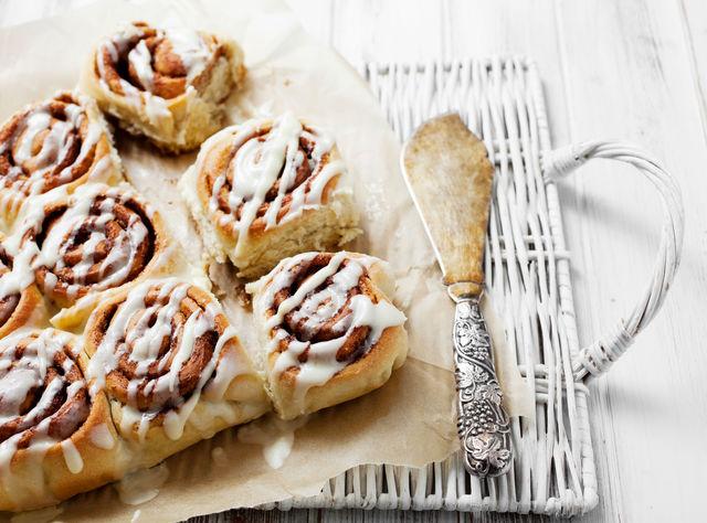 Чем лучше поднимается тесто, тем вкуснее получаются булочки
