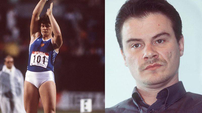 Андреас Кригер (раньше его звали Хайди Кригер) бодибилдерши, мужеподобные женщины, спортсменки, стероиды