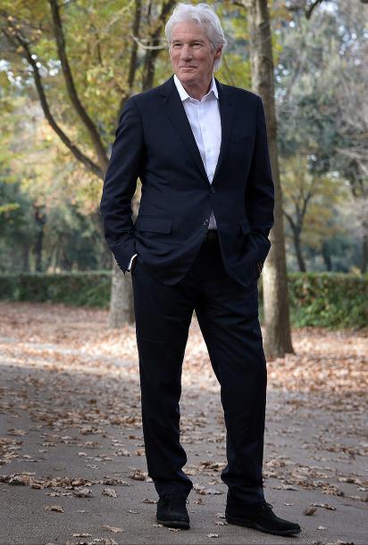 42. Ричард Гир, 66 лет возраст, знаменитость, сексуальность