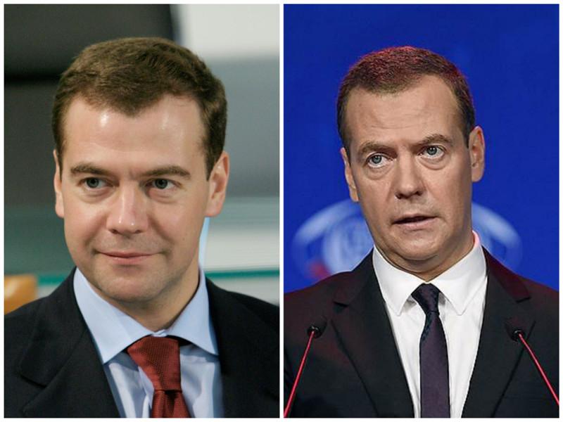 Дмитрий Медведев. Бывший президент России. Фото: 2008 - 2016 годы. лица, нервная работа, президенты