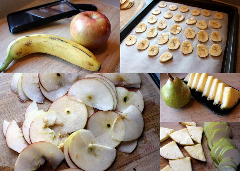 фруктовые чипсы в домашних условиях нельзя делать при