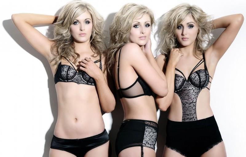 13. Сестры Кримминс - Ирландия близнецы, двойняшки, красотки