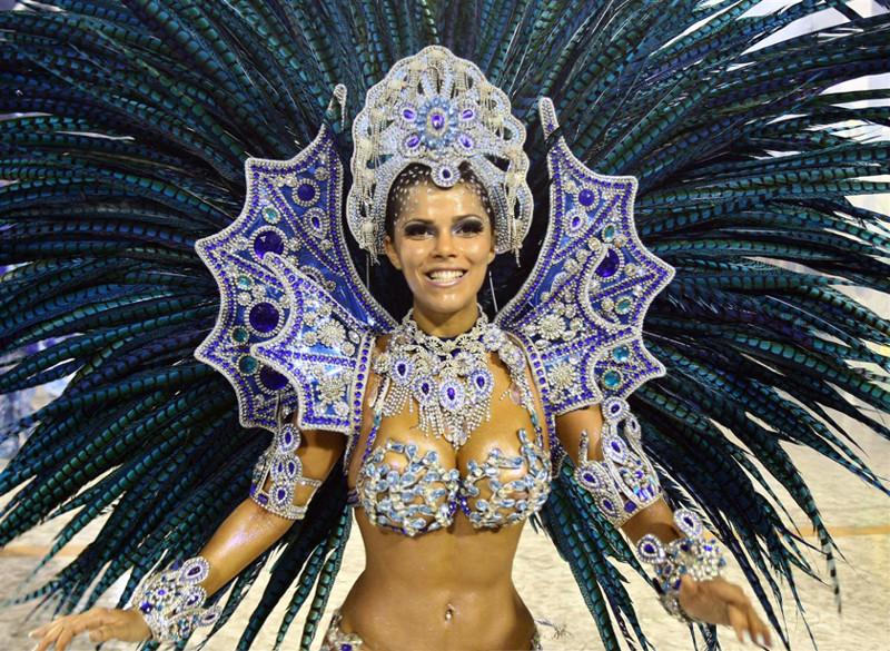 Бразильские сексуальные девушки на карновале фото фото 85-110