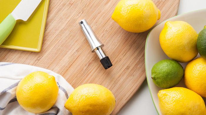 Шток для лимонного сока