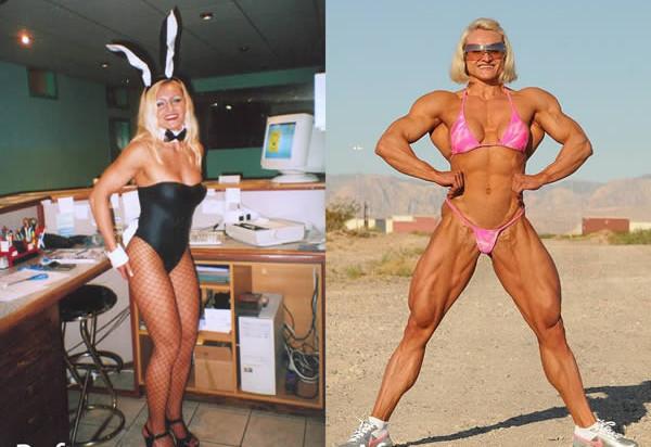 Бригита Брезовац бодибилдерши, мужеподобные женщины, спортсменки, стероиды