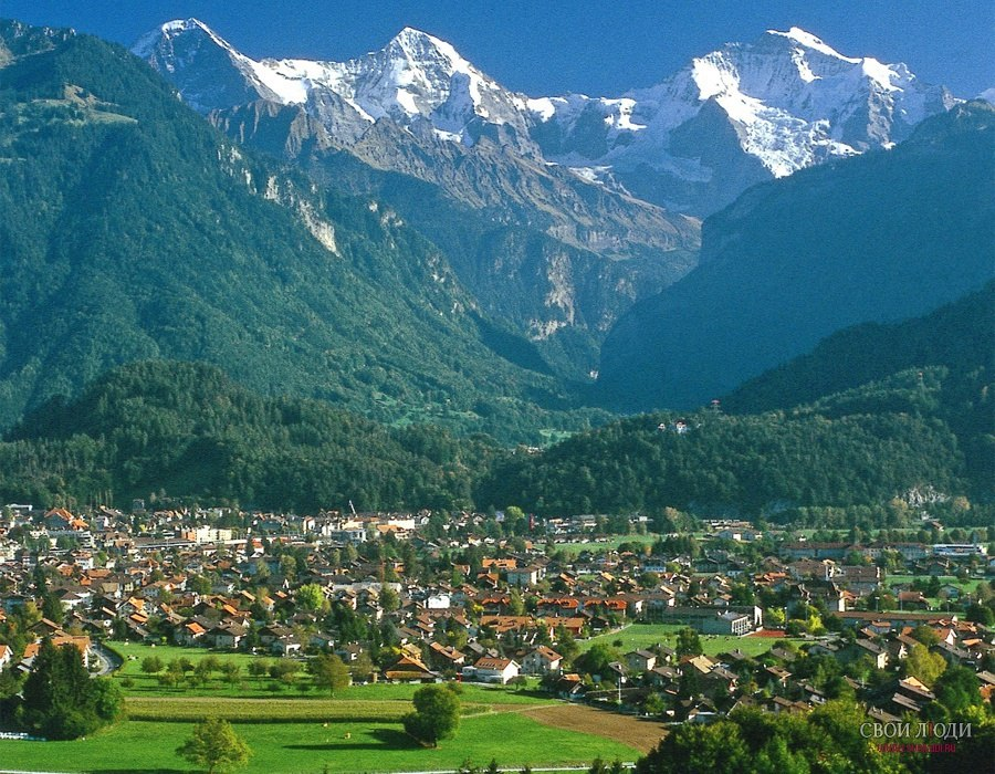 Как в Швейцарии решили проблему мусора
