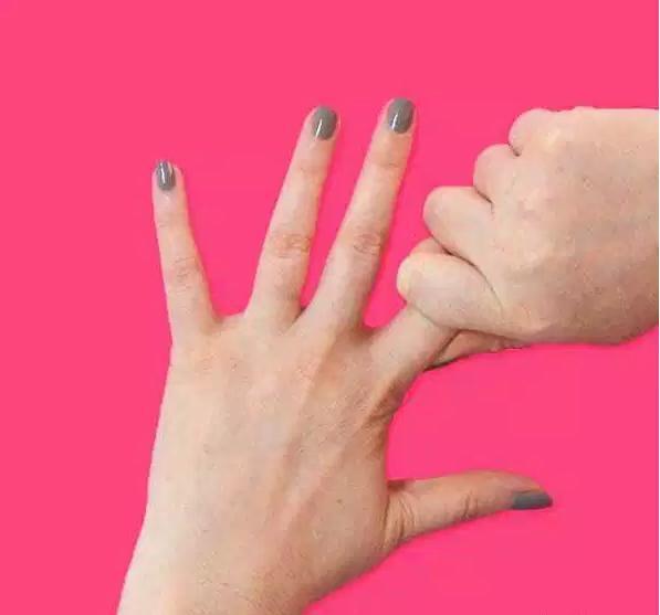 Указательный палец: почки и спина палец, советы, факты
