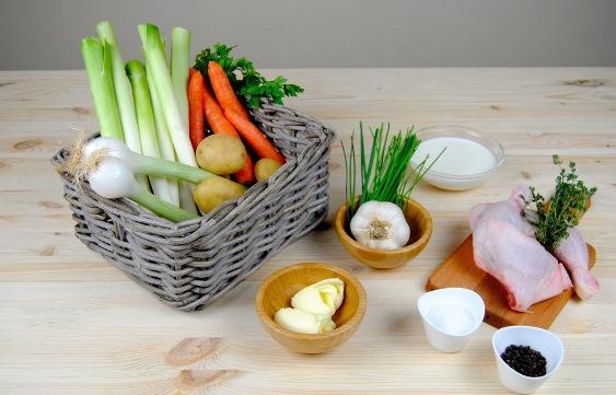 ингредиенты супа вишисуаз