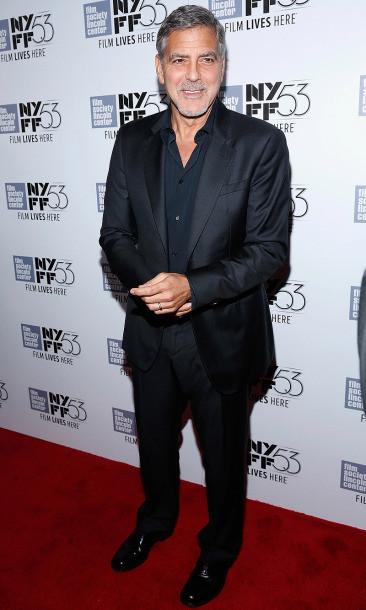 38. Джордж Клуни, 54 года возраст, знаменитость, сексуальность