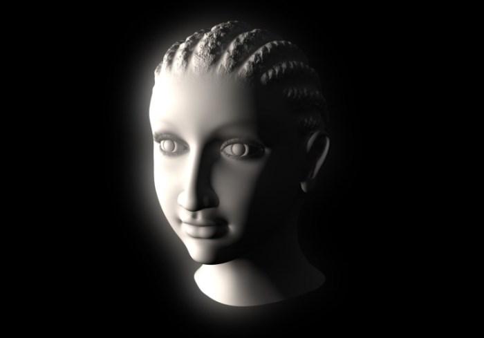 Реконструкция внешнего облика Клеопатры от кембриджского египтолога Салли Энн Эштон
