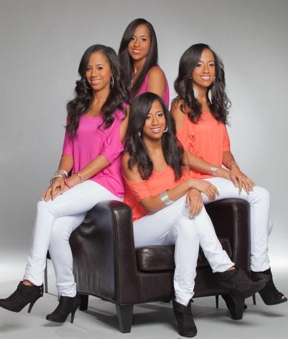 1. Сестры Пайфром близнецы, двойняшки, красотки