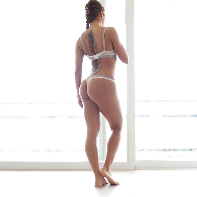 Стальная Барби – Сандра Приккер Sandra Prikker, fitness, девушки, красотка, модель