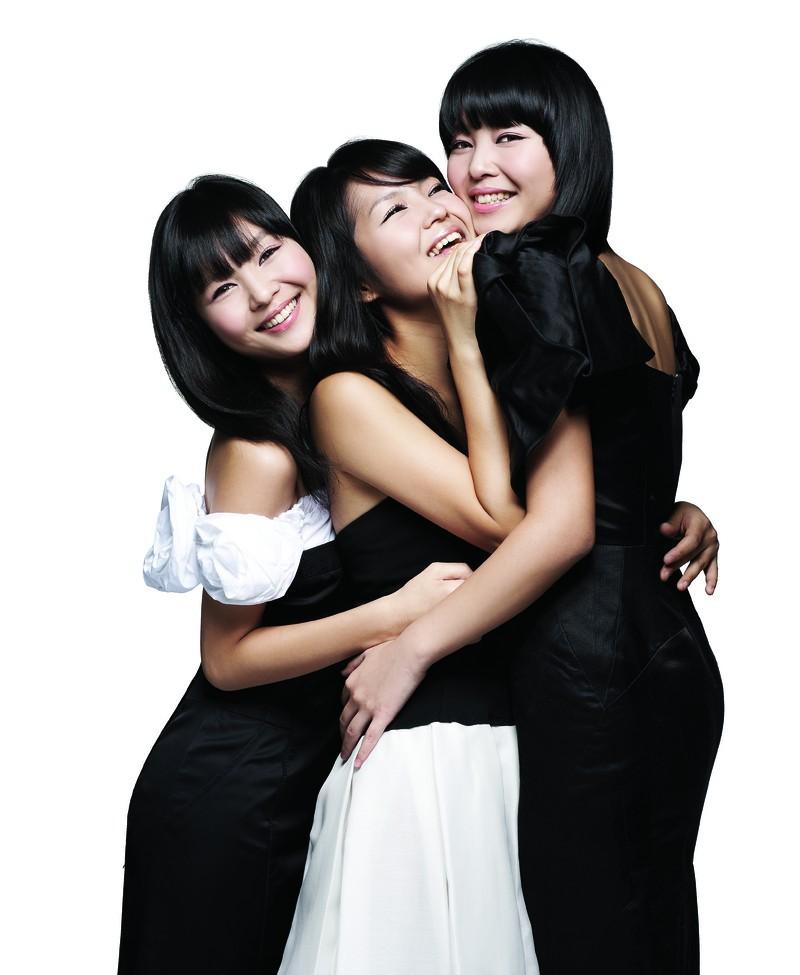 5. Сестры Ким - Корея близнецы, двойняшки, красотки