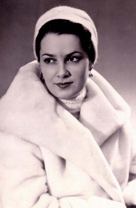 Одна из самых известных ролей Элины Быстрицкой. | Фото: medikforum.ru.