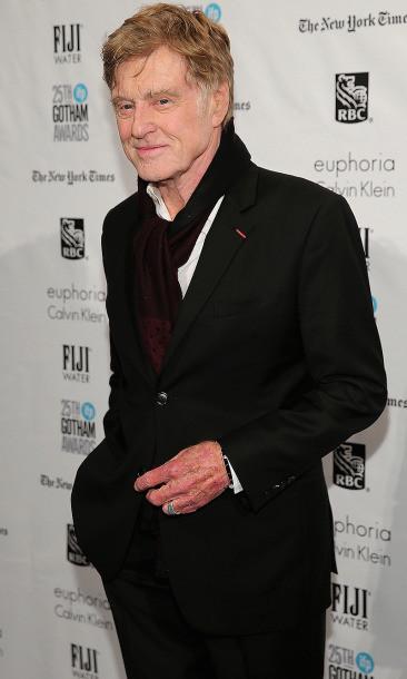 36. Роберт Редфорд, 79 лет возраст, знаменитость, сексуальность